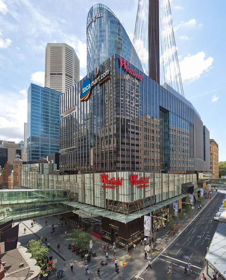 Trung tâm mua sắm hàng Úc Tocamart