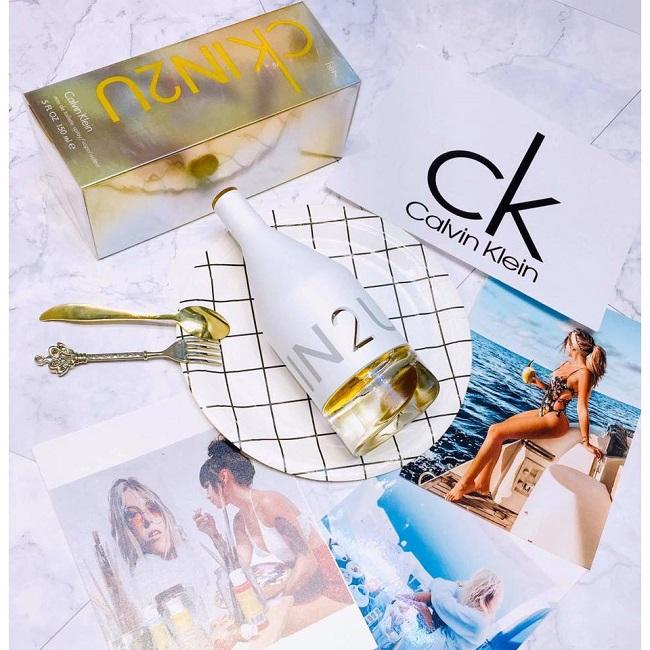 Nước hoa CK In2U dành cho nữ trẻ trung, năng động