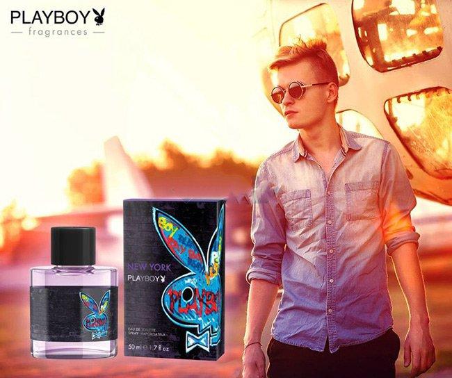 Nước hoa Playboy nam NewYork