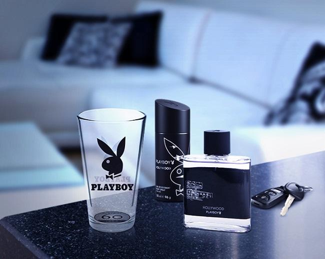 Nước hoa Playboy nam Hollywood