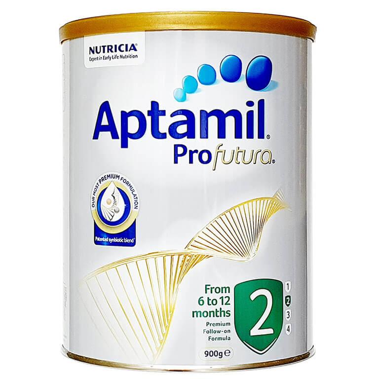 Sữa Aptamil Úc số 2 Profutura