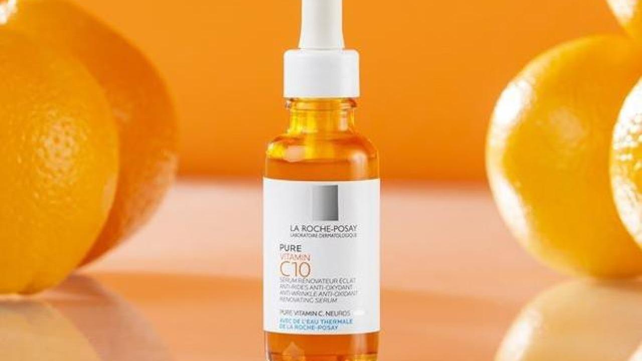 Serum Vitamin C10  La Roche Posay Pure có tốt không?