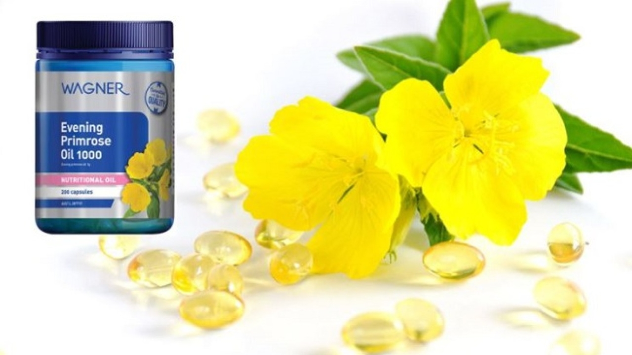 Review tinh dầu hoa anh thảo Wagner Evening Primrose Oil