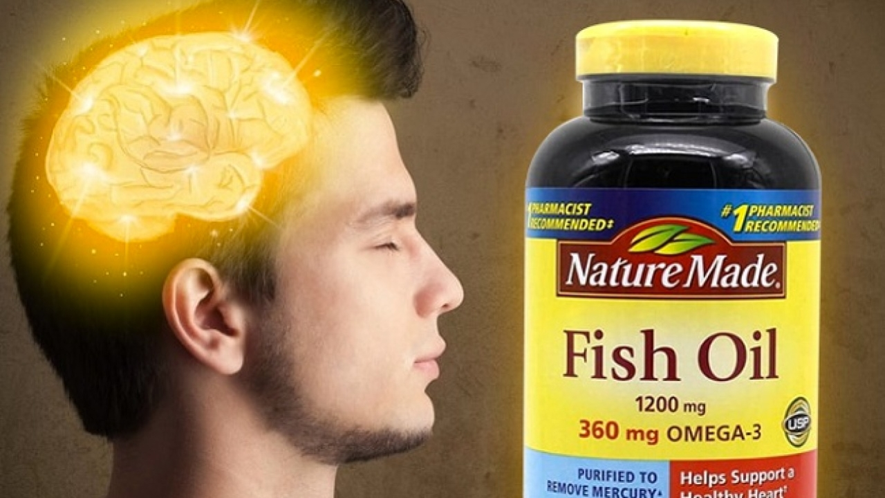 Dầu cá Nature Made Fish Oil Omega-3 1200mg có tốt không?
