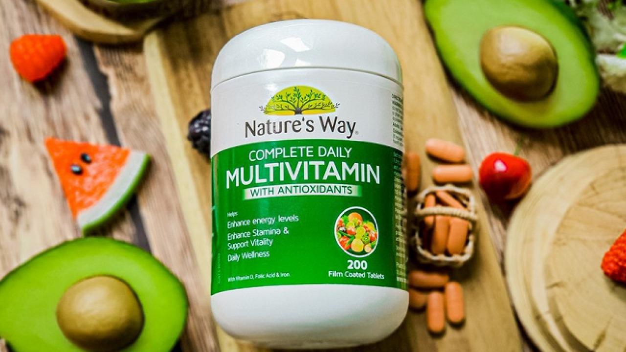 Review Vitamin tổng hợp Nature's Way Úc 200 viên