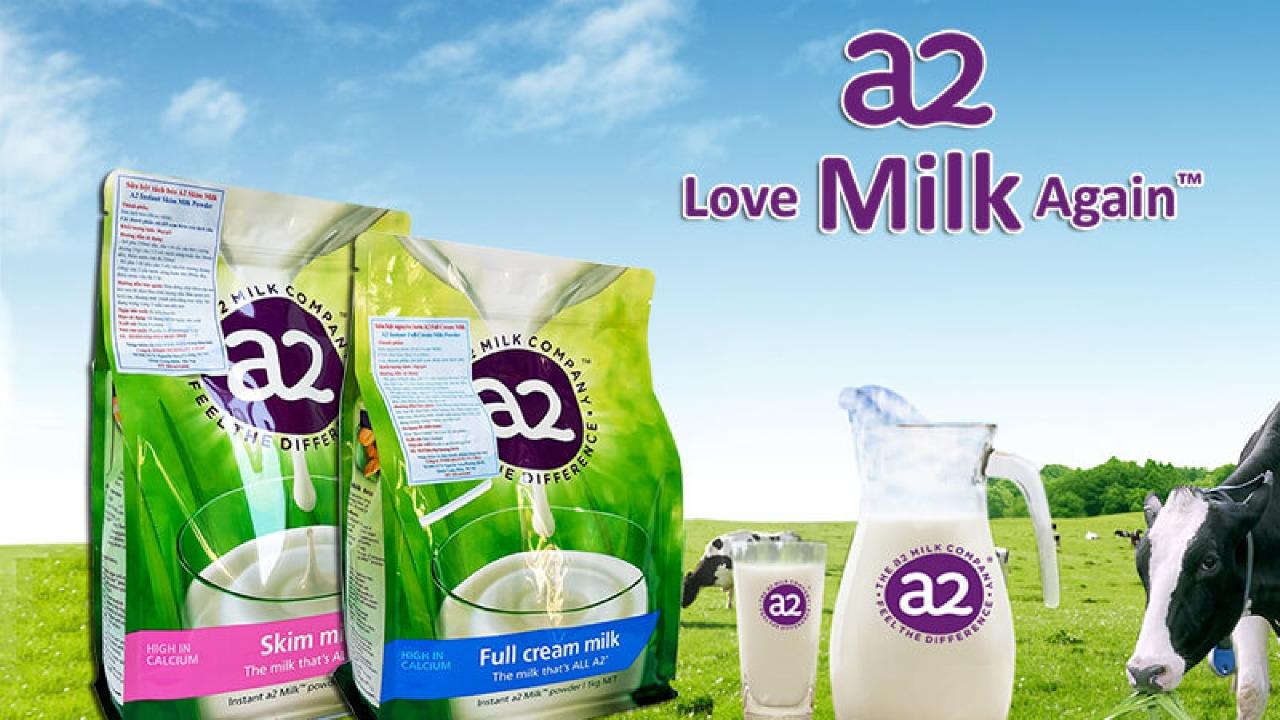 Sữa A2 Úc Công Thức Dinh Dưỡng Toàn Diện Cho Mẹ Và Bé