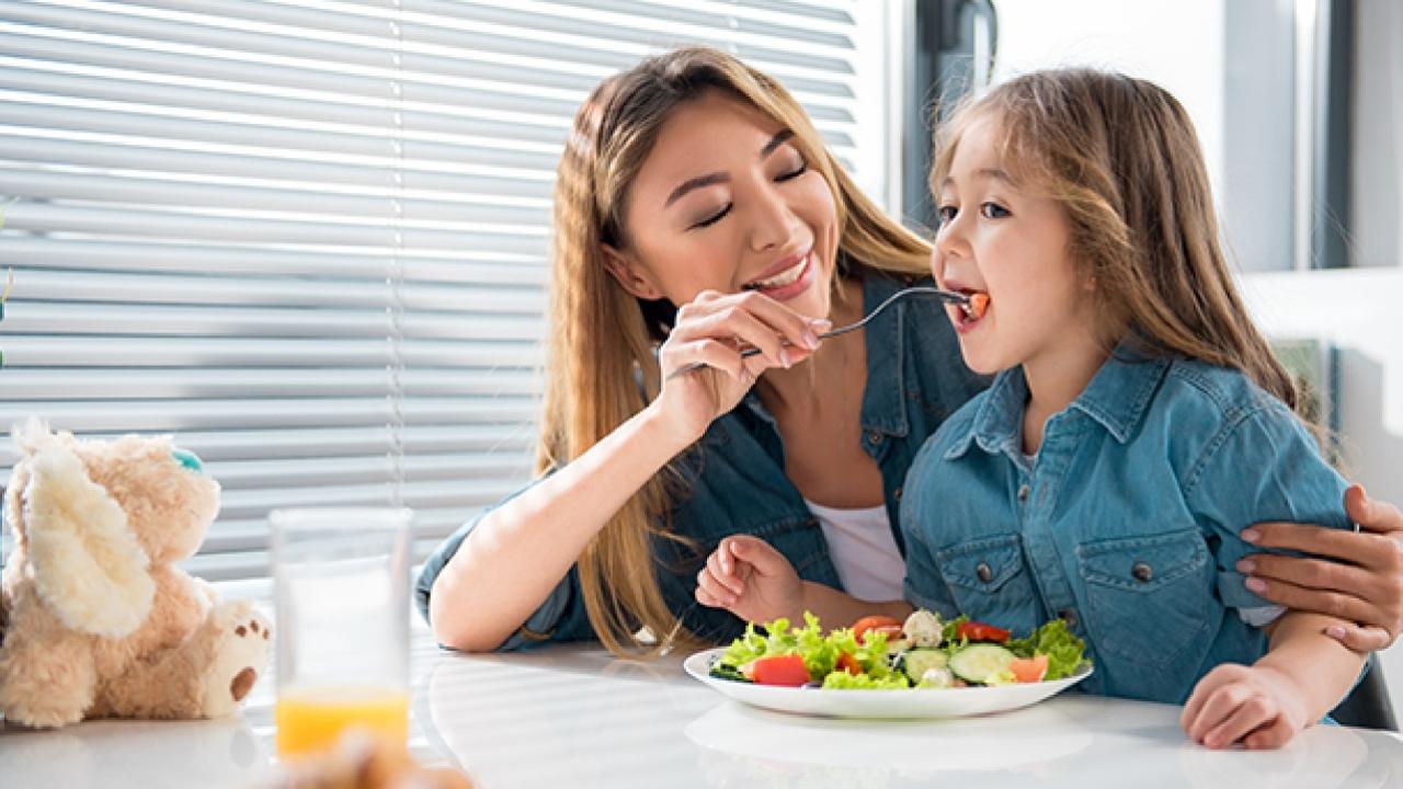 Thực phẩm tốt nhất cho sự phát triển hệ thống miễn dịch của trẻ