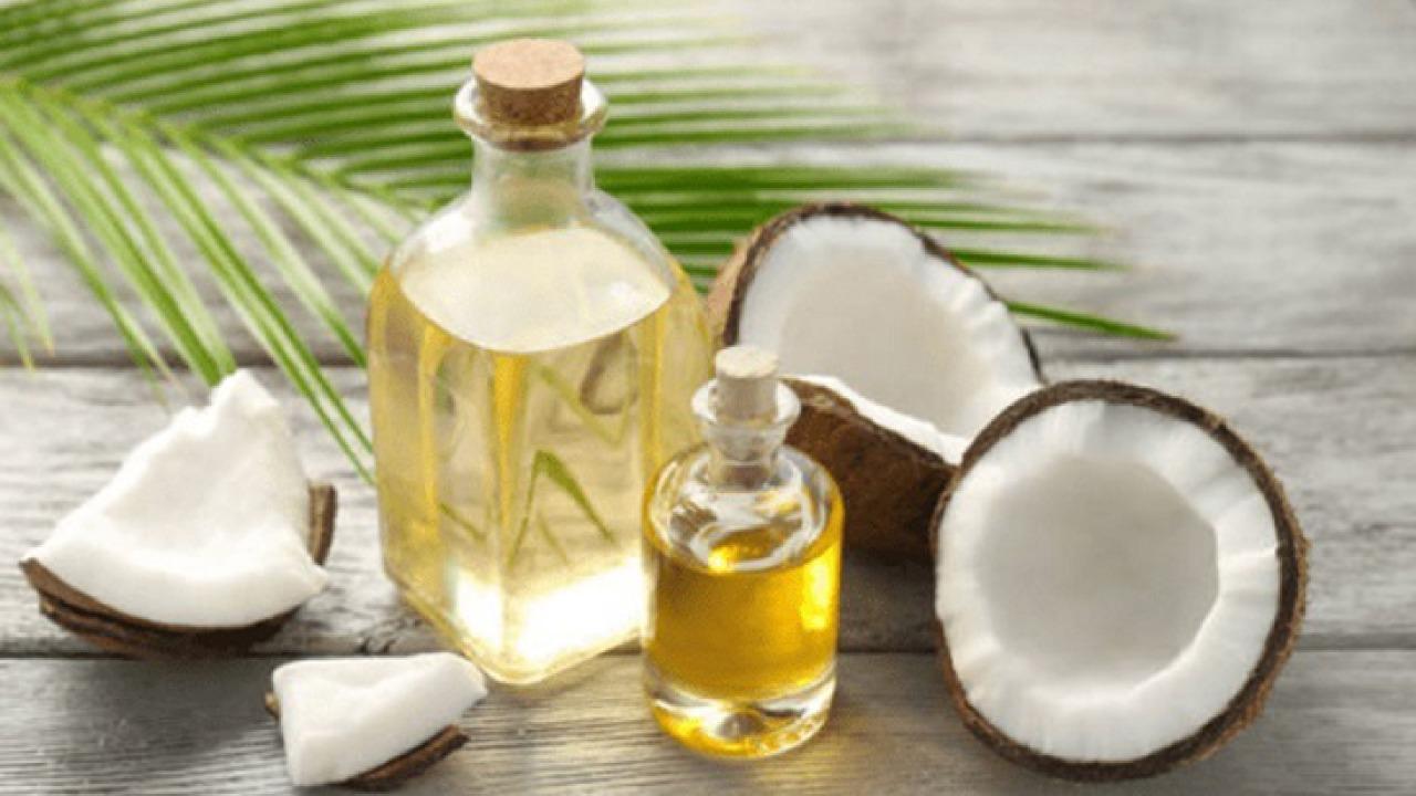 Công dụng và lợi ích sức khỏe của dầu dừa