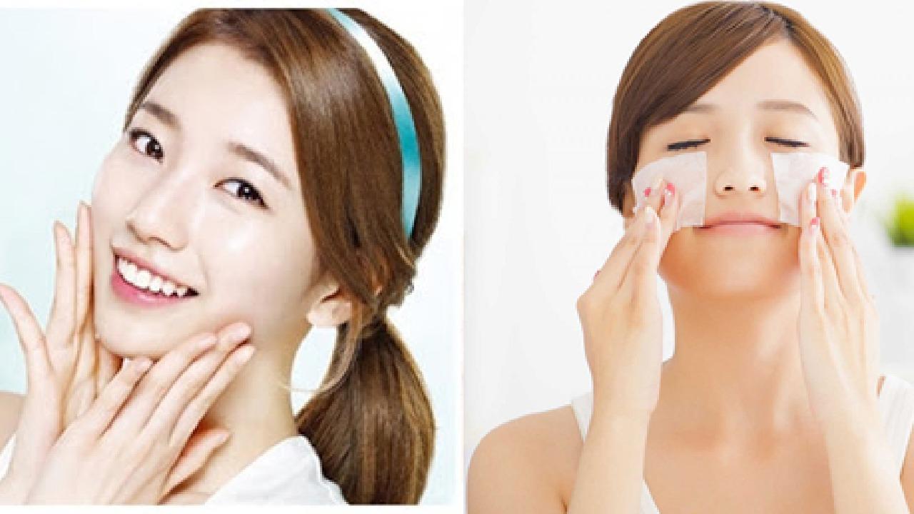 9 Cách làm sạch nhờn trên da mặt nhanh và hiệu quả