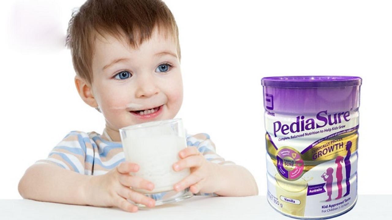 Review sữa Pediasure Úc - bí quyết tăng cân dành cho trẻ biếng ăn