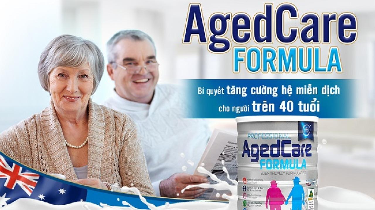 Sữa hoàng gia úc Formula Aged Care dành cho người cao tuổi