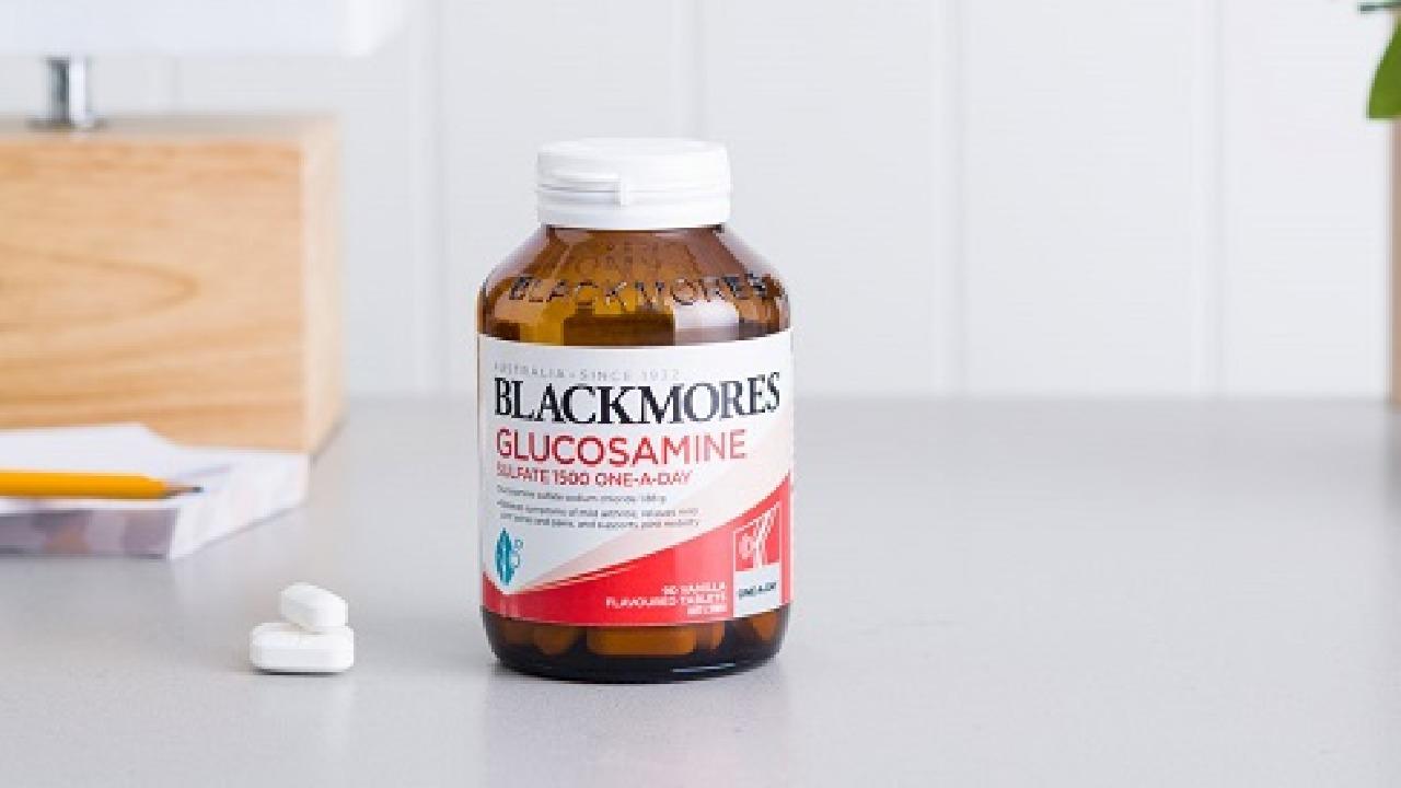 Kinh nghiệm chọn mua Blackmores Glucosamine 1500 One-A-Day