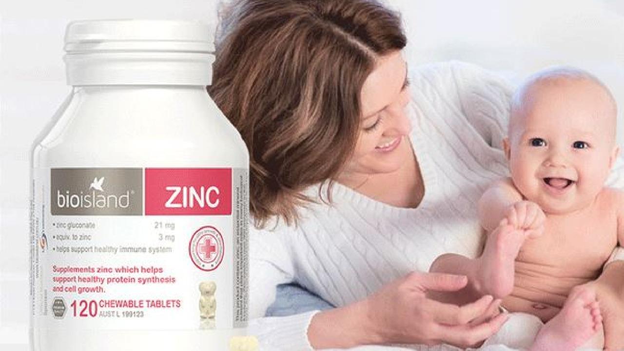 Kẽm Bio Island ZinC có tốt không? Thành phần và công dụng