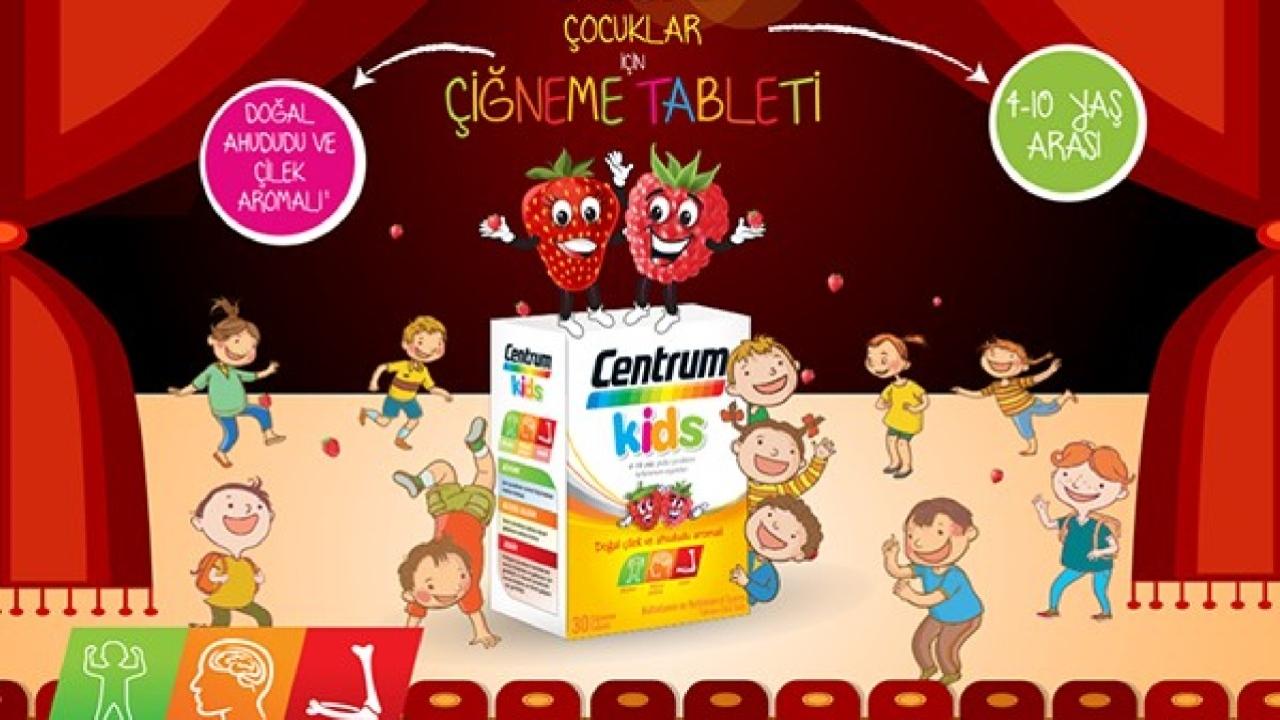 Vitamin tổng hợp Centrum Kids Strawberry có tốt không? Công dụng?