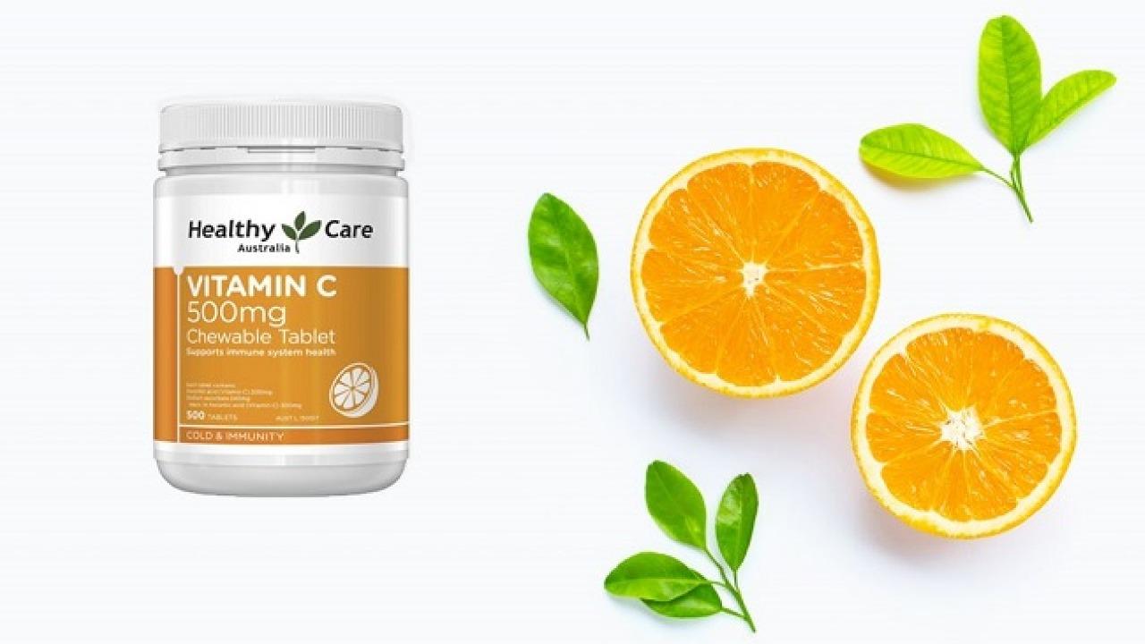 Vitamin C Healthy Care có thành phần, công dụng như thế nào?