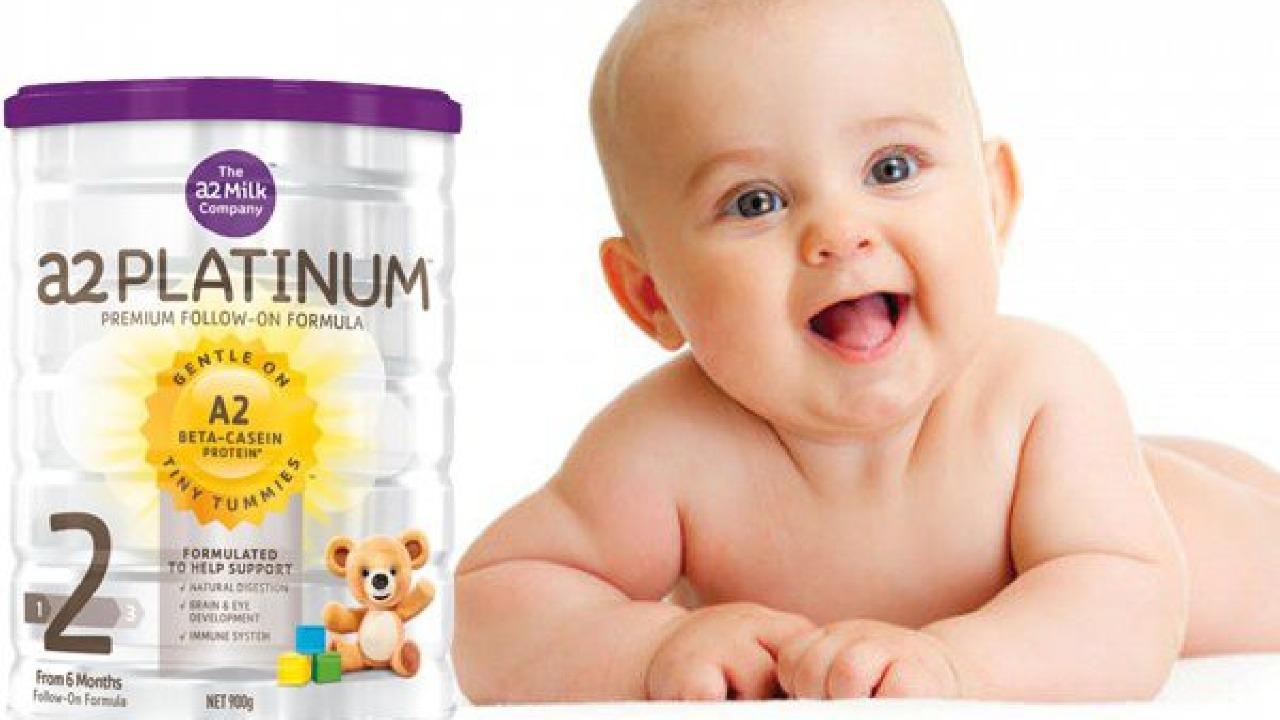 Sữa A2 Platinum số 2 có tốt không? Thành phần dinh dưỡng