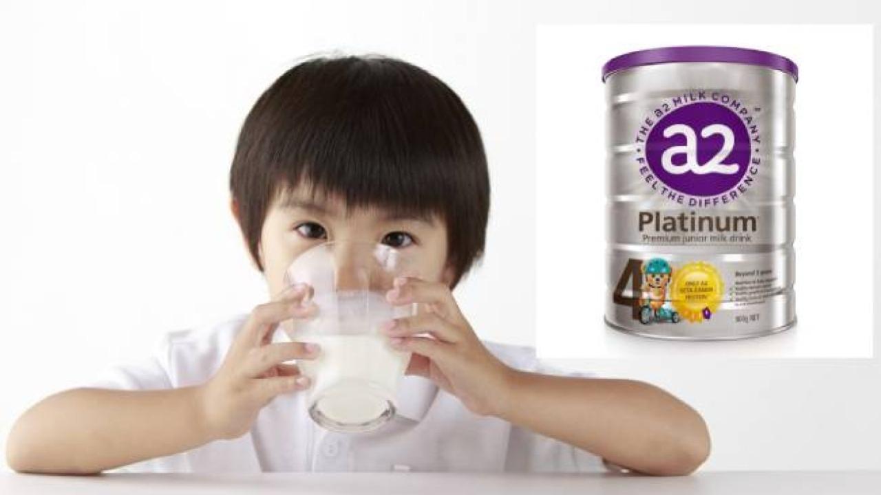 Sữa A2 Platinum số 4 cho bé trên 3 tuổi có tốt không?