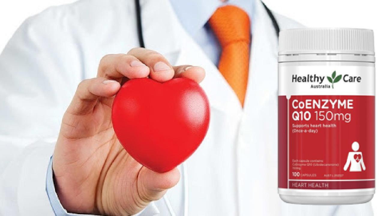 Thuốc bổ tim Healthy Care Coenzyme có tốt không? Công dụng?