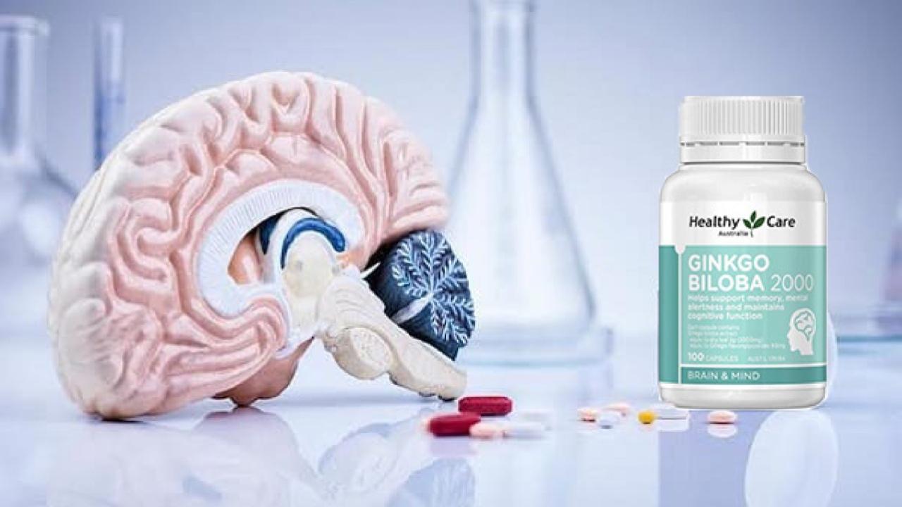 Viên uống bổ não Healthy Care Ginkgo Biloba Úc 2000 có tốt không?