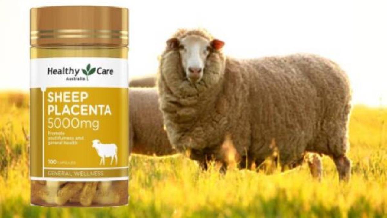 Review viên uống nhau thai cừu Healthy Care Úc chăm sóc toàn diện