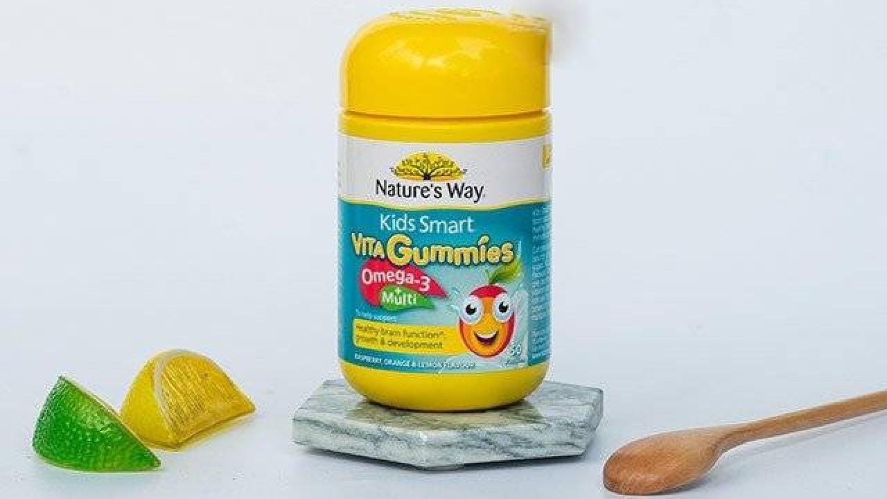 Kẹo vitamin Nature's Way có tốt không? Giá bao nhiêu?