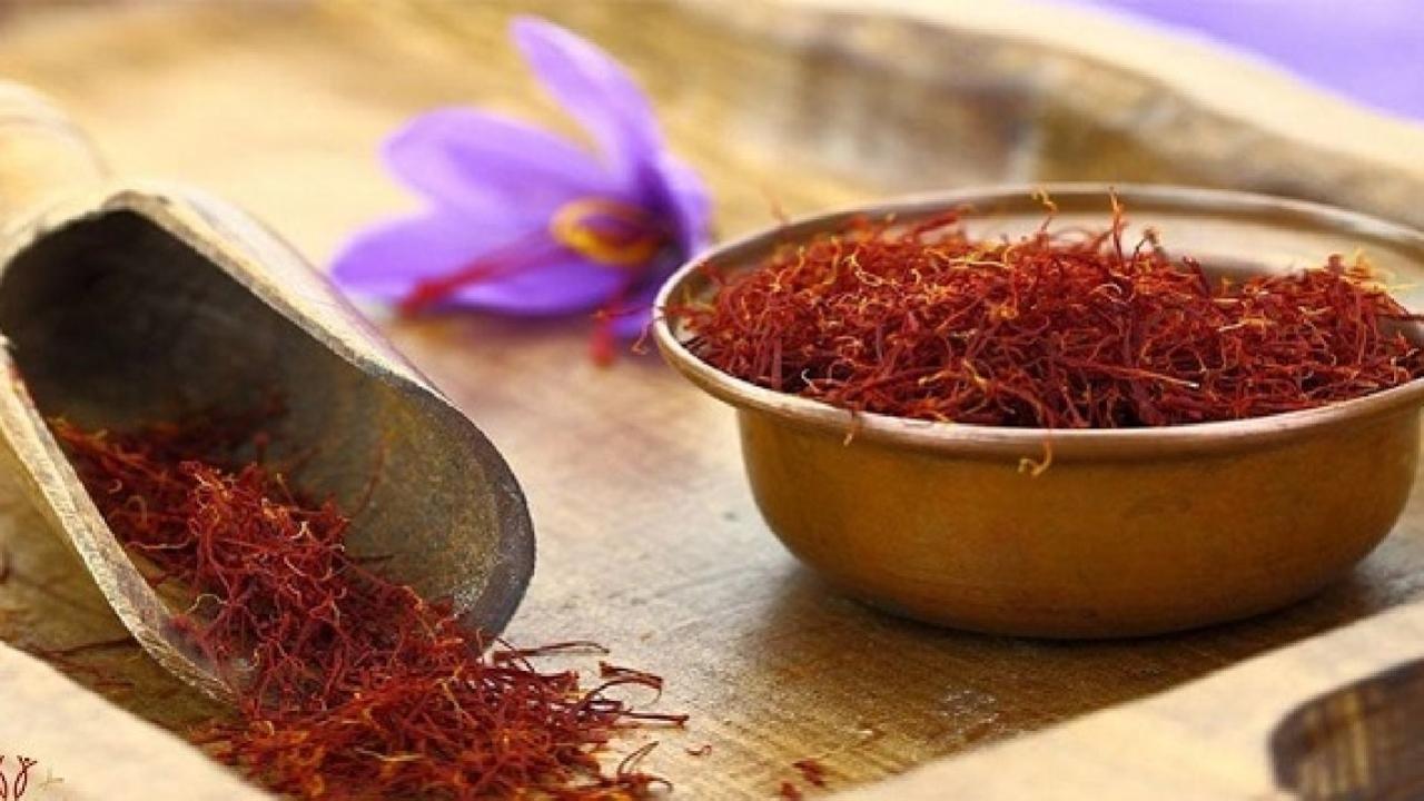 Nhụy hoa nghệ tây Saffron - thảo dược vàng cho sức khỏe của bạn