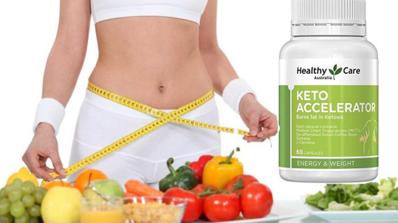 Viên hỗ trợ giảm cân Healthy Care Keto Accelerator có tốt không?