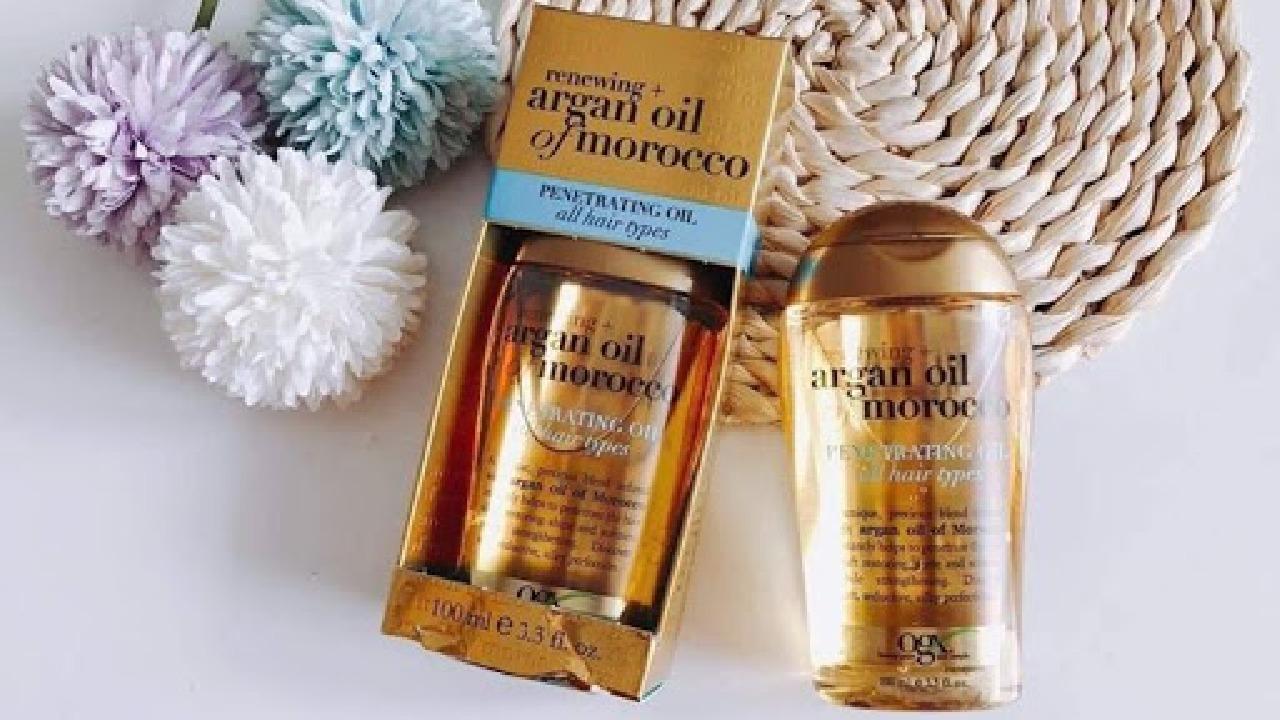 Dầu dưỡng tóc Argan Oil Of Morocco có tốt không? Giá bao nhiêu?