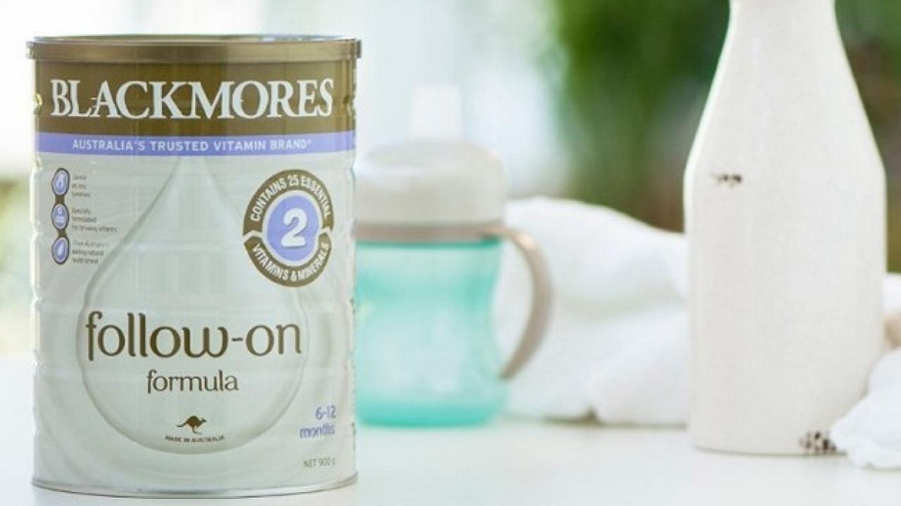 Sữa Blackmores số 2 - Công thức dinh dưỡng cho trẻ 6-12 tháng tuổi