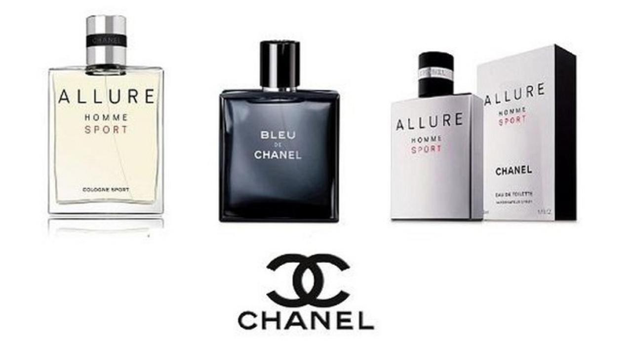 Top 5 nước hoa Chanel Nam nam tính, quyến rũ nhất