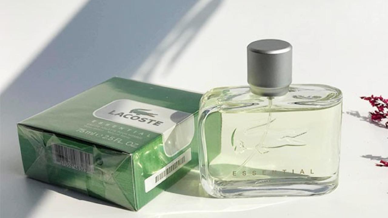 Review chi tiết nước hoa Essential Lacoste Pour Homme EDT
