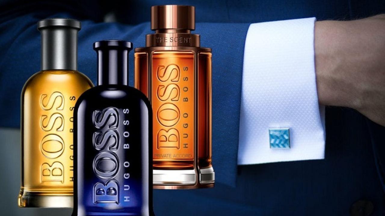 Top 5 nước hoa Hugo Boss nam được yêu thích nhất hiện nay