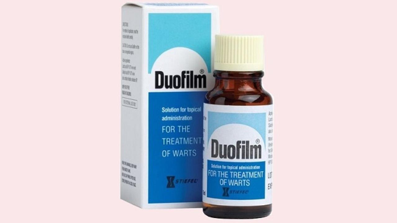 Thuốc Duofilm đặc trị mụn cóc là thuốc gì? Cách sử dụng như thế nào?