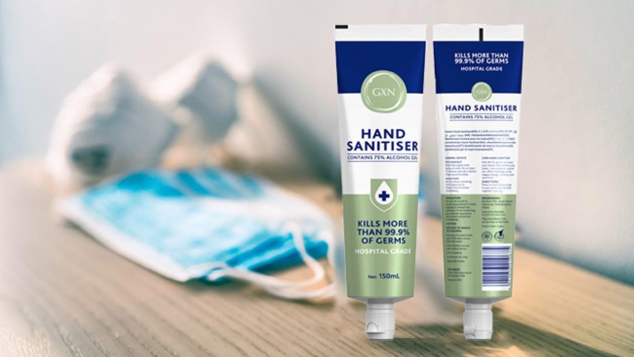 Review Gel rửa tay khô GXN Hand Sanitiser hàng đầu Úc