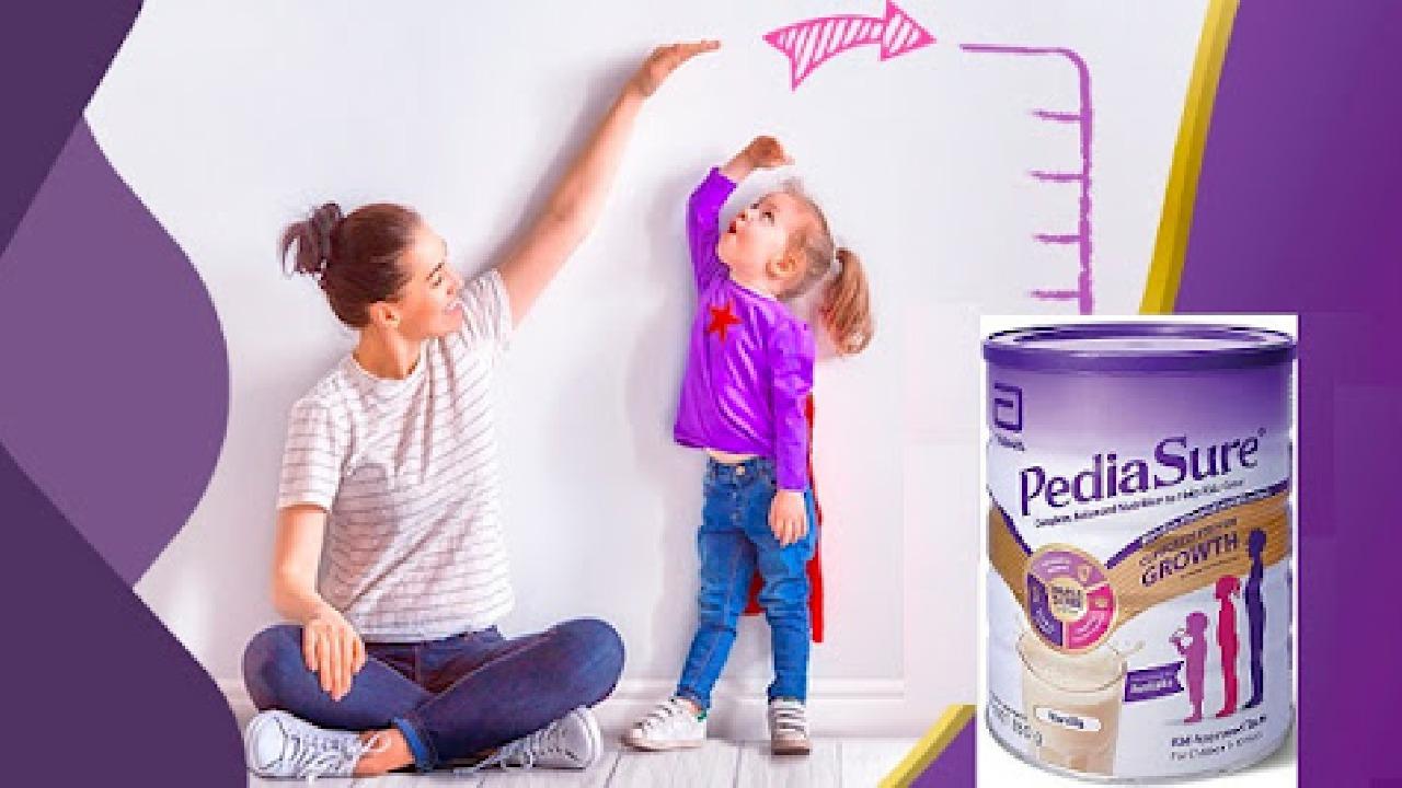 Review sữa Pediasure Úc có tốt không, ngày uống mấy lần?