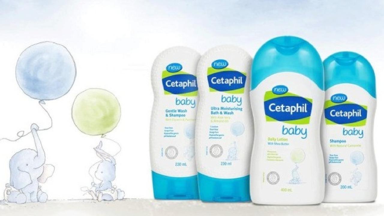 Review sữa tắm Cetaphil cho trẻ sơ sinh được ưa chuộng nhất