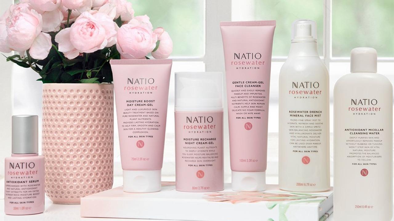 Review nước hoa hồng Natio cân bằng da, dịu nhẹ