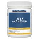 Ethical Nutrients Mega Magnesium Powder Citrus 450g
