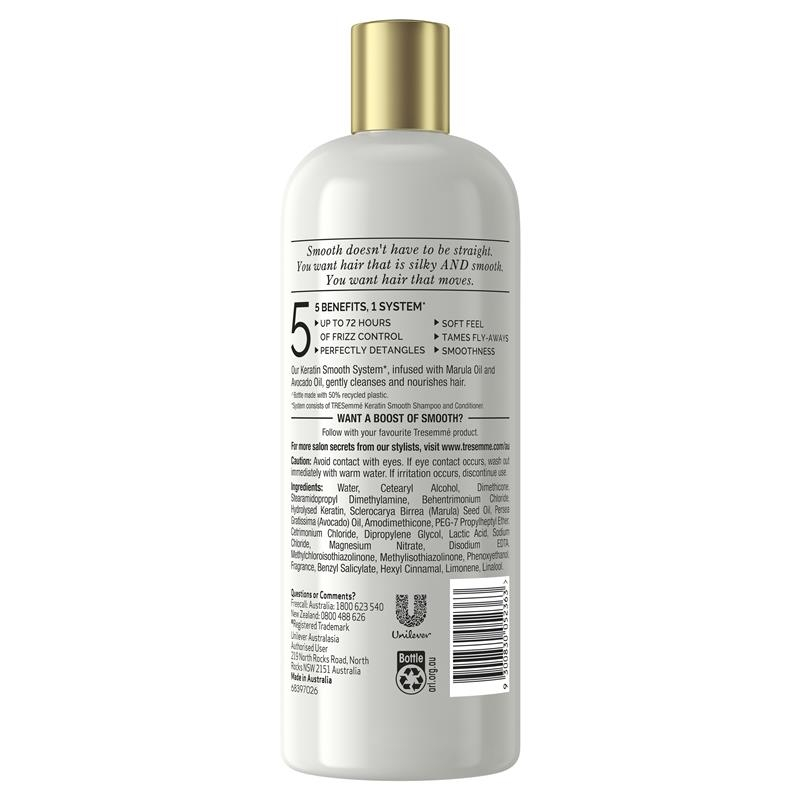Tresemme Keratin Smooth Conditioner 675ml