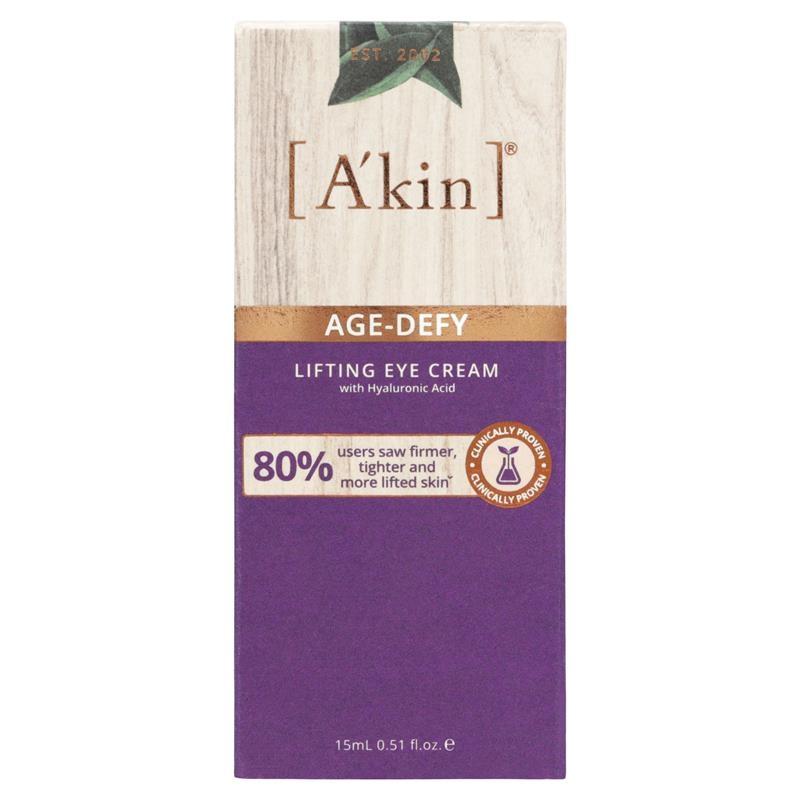 A'kin Age Defy Lifting Eye Cream 15ml