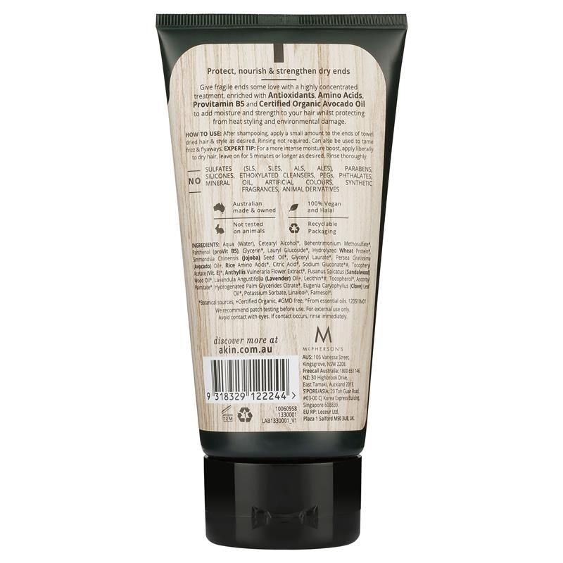 A'kin Moisture Rich Lavender & Anthyllis Leave-In Conditioner 150ml