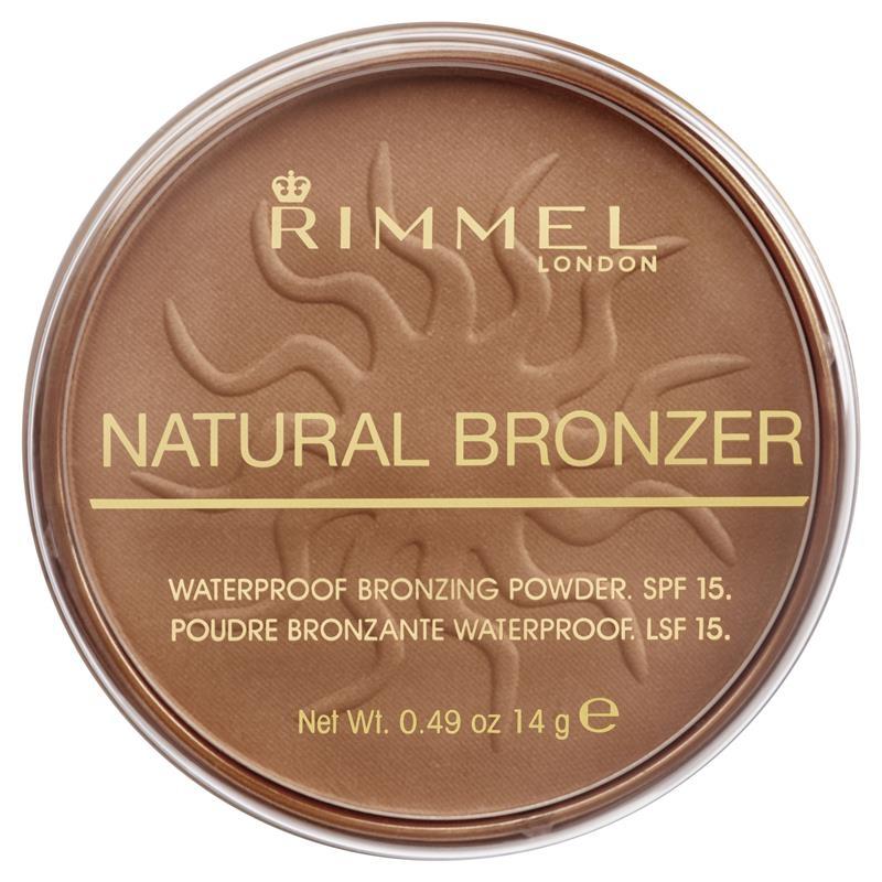 Rimmel Natural Bronzer 22 Sun Bronze