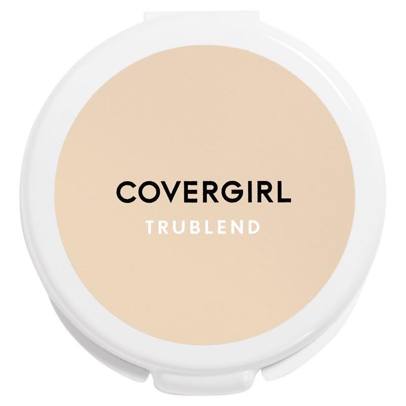 Covergirl Trublend Pressed Powder Restage Translucent Fair