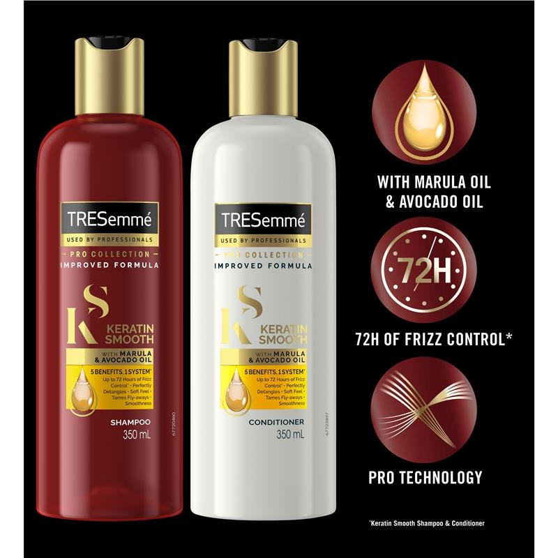 Tresemme Keratin Smooth Conditioner 350ml