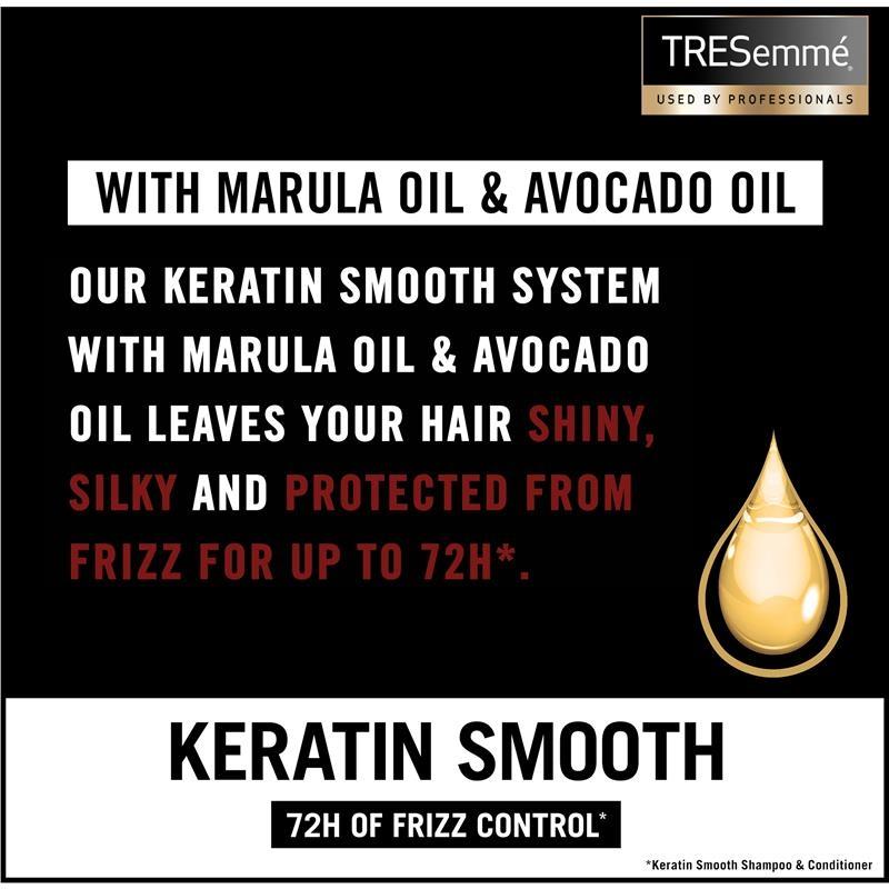 Tresemme Keratin Smooth Shampoo 350ml
