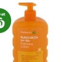 Woolworths Sunscreen Spf 50+ 500ml