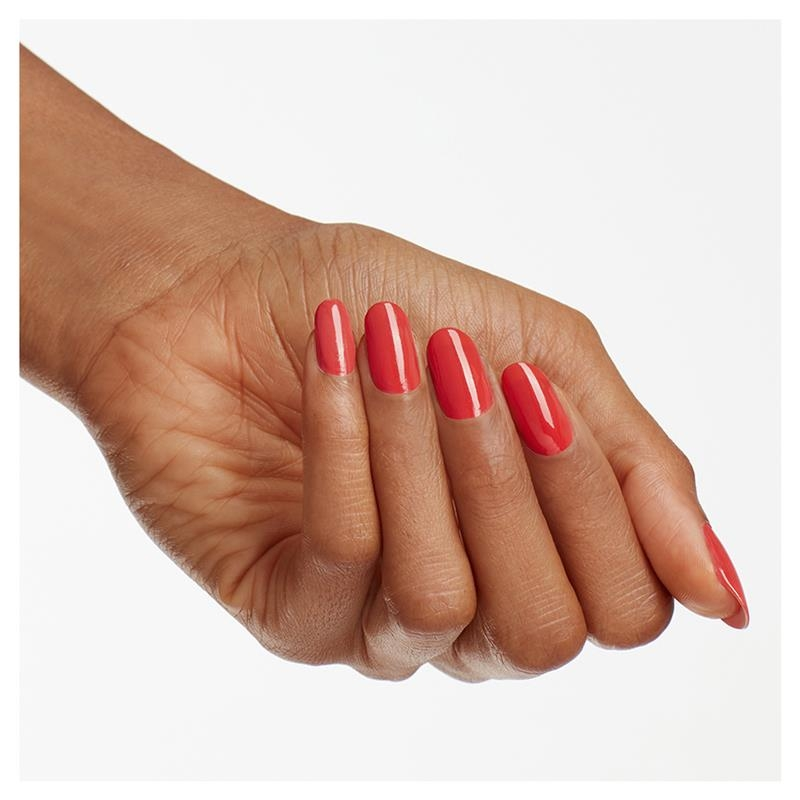 OPI Nail Lacquer I Eat Mainely Lobster 15ml