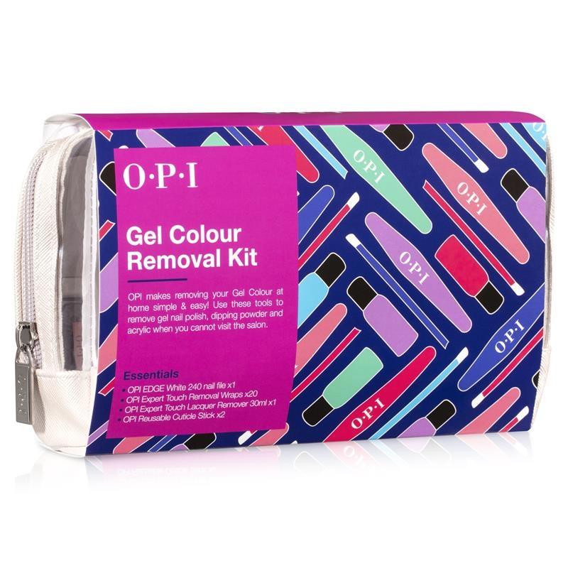 OPI Gel Removal Kit Pink Online Only
