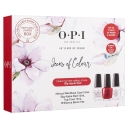 OPI Nails Gift Set Featuring Big Apple Red