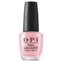 OPI Nail Lacquer I Think In Pink 15ml